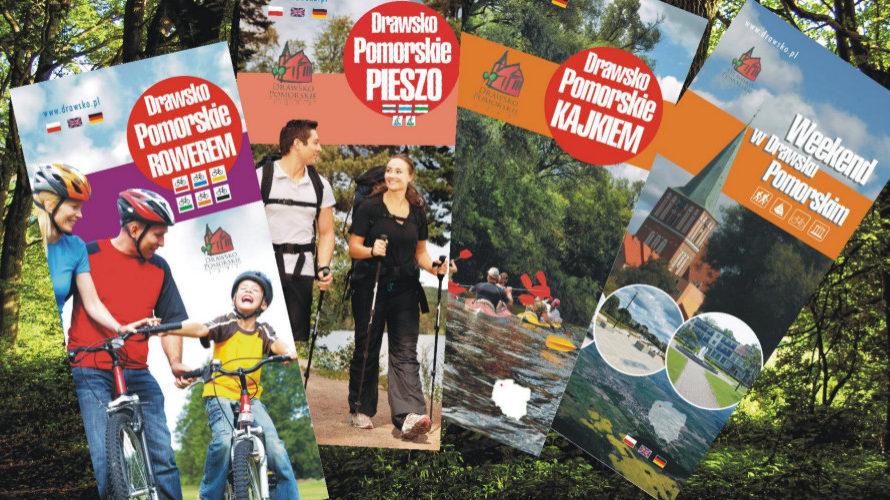 Na zlecenie Urzędu Miejskiego w Drawsku Pomorskim został wydany zestaw materiałów informacyjnych, dedykowanych dla amatorów turystyki aktywnej. Informatory turystyczne w […]