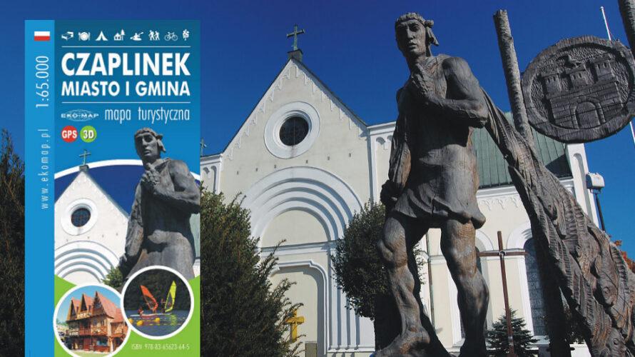 Pod koniec 2019 r. została wydana mapa turystyczna gminy Czaplinek.
