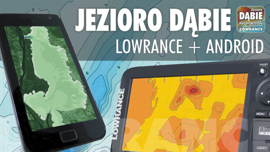 W sprzedaży ukazała się elektroniczna mapa batymetrycznaJeziora Dąbie, kompatybilna z platformą Lowrance oraz m. in. z systemem Android.