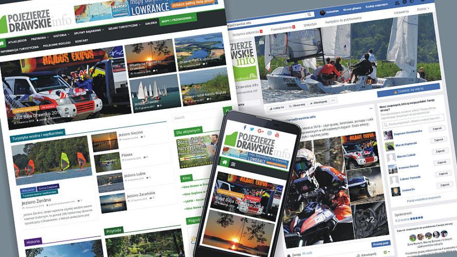 W internecie można już zobaczyć pierwsze efekty prac nad serwisem turystycznym PojezierzeDrawskie.info. Nowy portal turystyczny ma służyć przede wszystkim użytkownikom […]