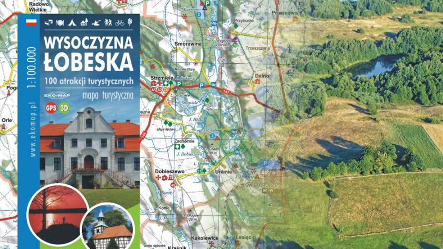 Najnowsza publikacja wydawnictwa EKO-MAP łączy w sobie cechy mapy turystycznej i kompaktowego informatora krajoznawczego. Na rewersie (podobnie jak w przypadku […]