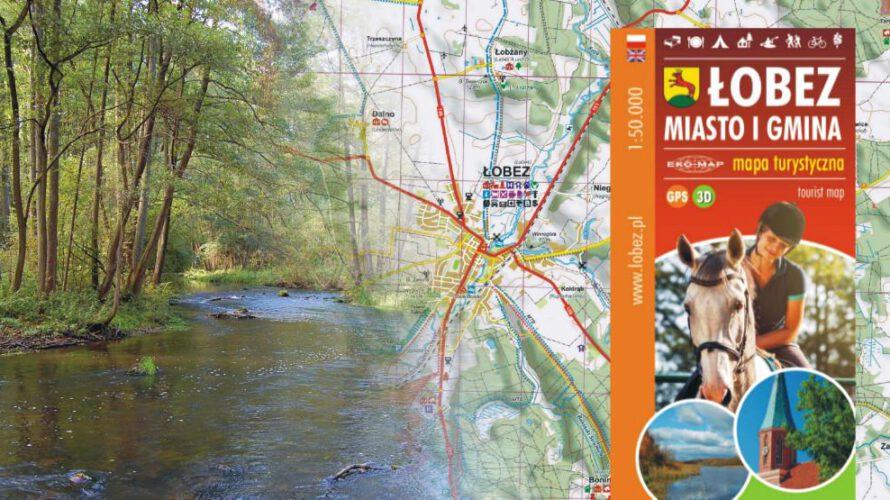 W 2019 r. ukazało się kolejne wydanie mapy turystycznej gminy Łobez.